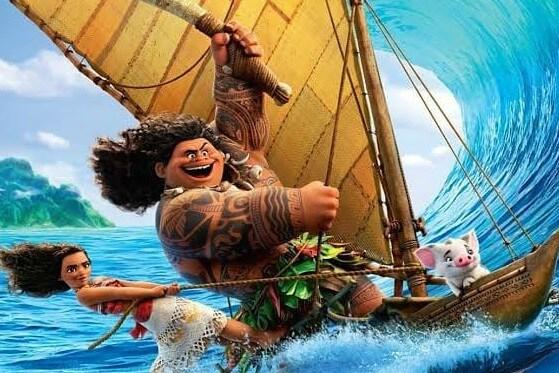 Inaugural Movies In The Park – Moana
