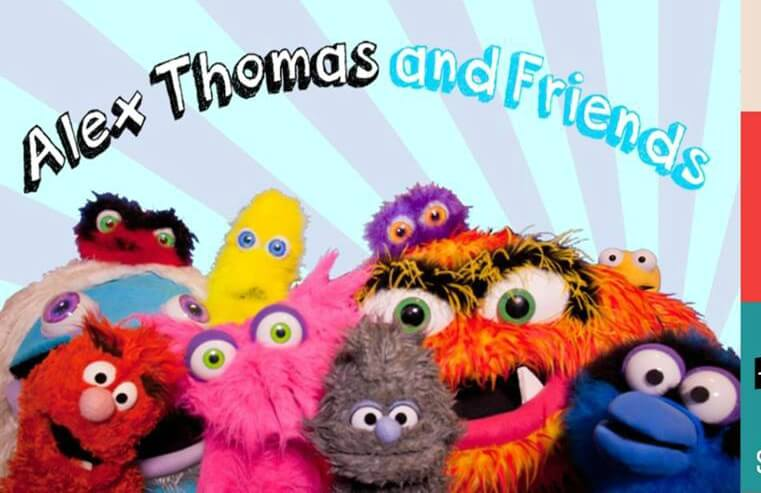 Universe Of Stories – Alex Thomas And Friend Puppet Show