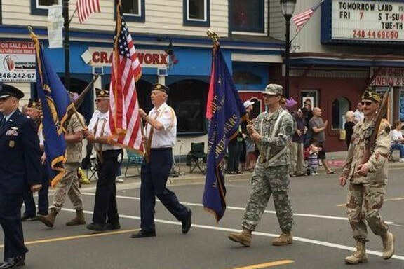 South Lyon Memorial Day Parade