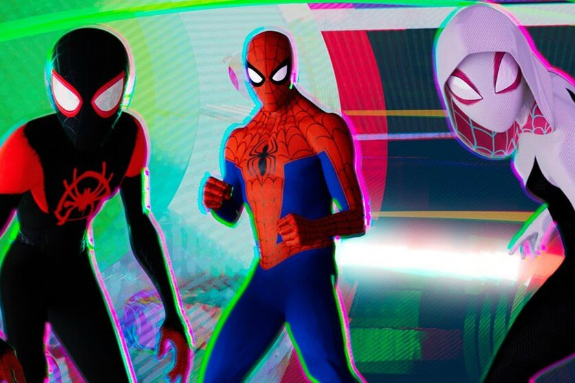 Get Reel Outdoor Movies On Vester – Into The Spider-Verse