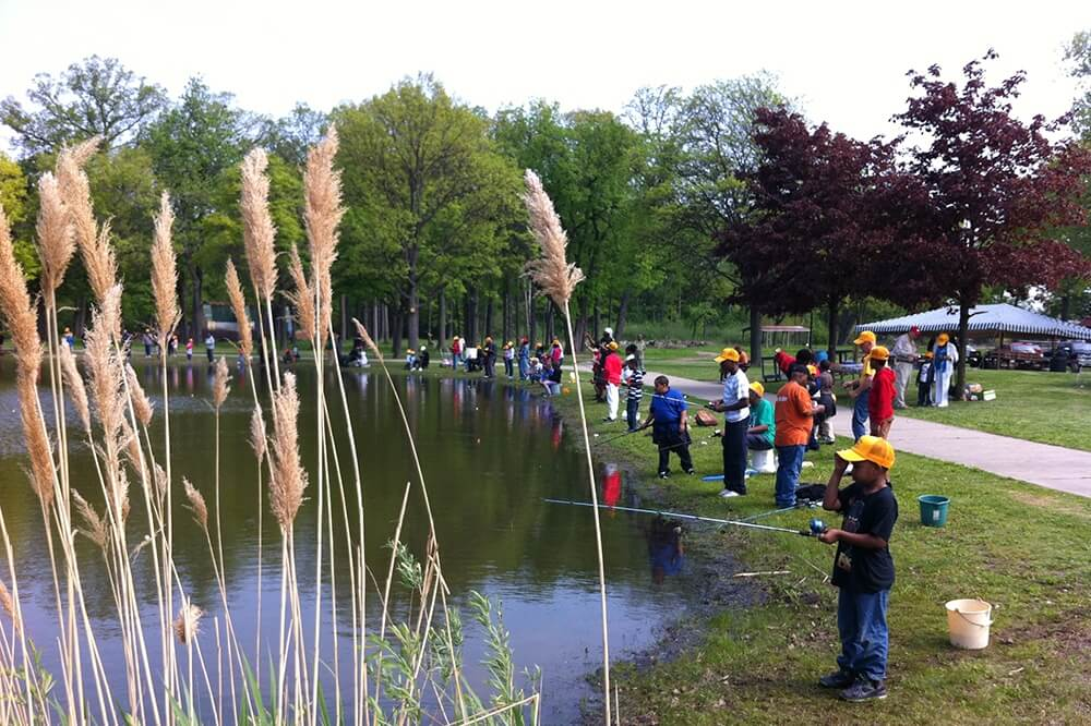 Annual Detroit Area Fishing Derby