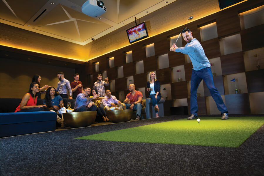 Giveaway: TopGolf Swing Suite For Dad