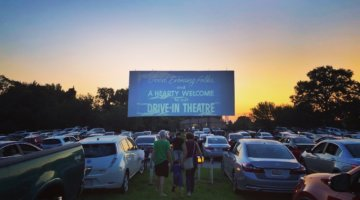 The Summer Drive-In At USA Hockey Arena Opens For The 2021 Season