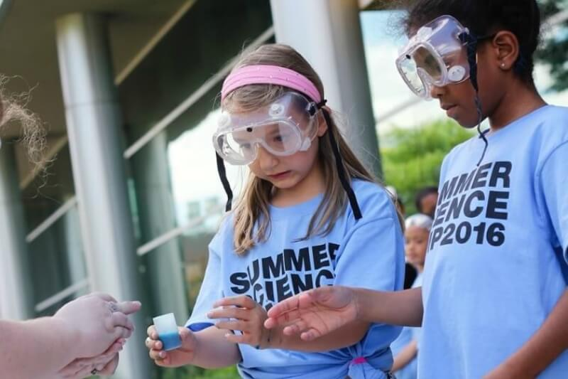 GIVEAWAY: FREE Week Of Camp At Michigan Science Center