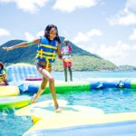 5 Inflatable Water Parks In Michigan