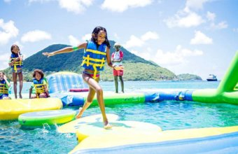 GIVEAWAY: 5 Inflatable Water Parks In Michigan + FREE Tickets To WhoaZone