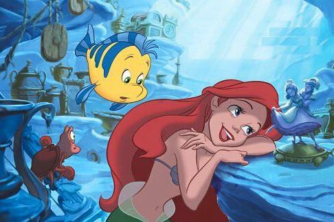 Dive-in Movies – The Little Mermaid