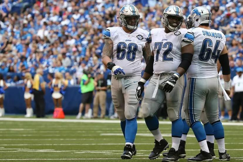 Detroit Lions Preseason Game