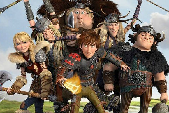 Movies In The Parks: How To Train Your Dragon 3
