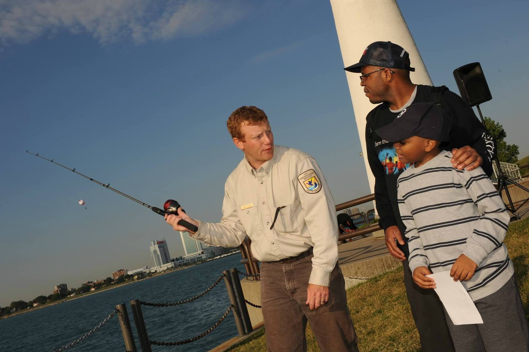 Fisheries Day: Get Hooked On Fishing!