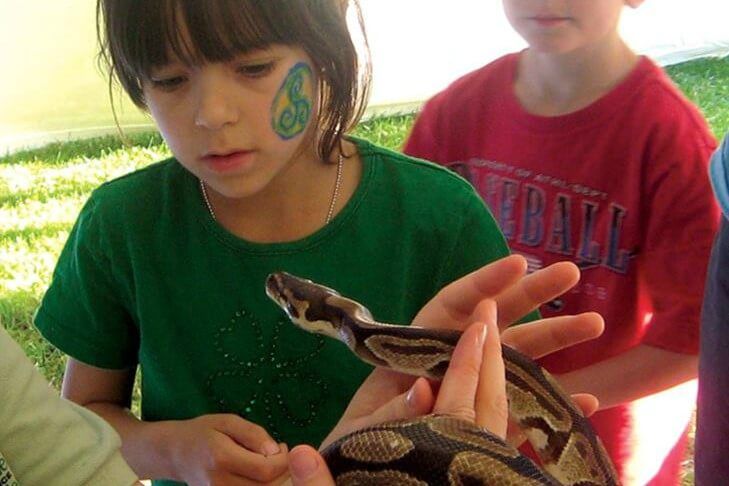 KidZone: Leslie Science And Nature Center