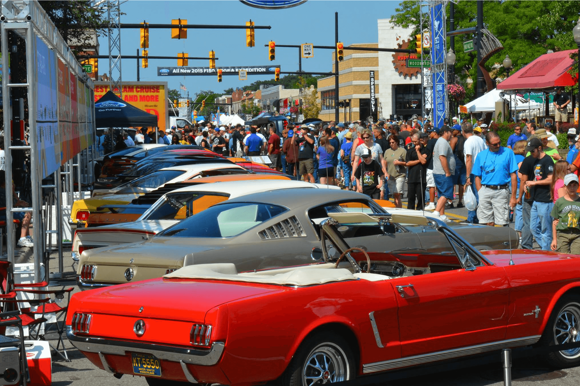 Ferndale Dream Cruise