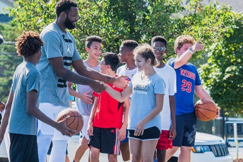 Basketball For All: Detroit Pistons Host FREE Clinics