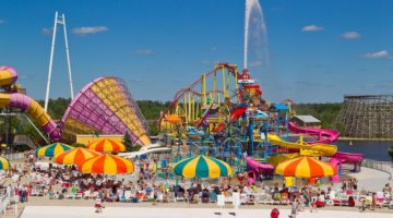 Michigan's Adventure Plans Spring Opening And Camp Snoopy Debut