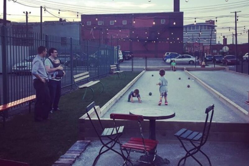 Best Family-Friendly Restaurants With Patios In Detroit