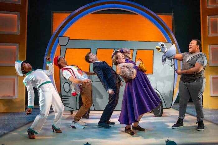 Don't Let The Pigeon Drive The Bus: The Musical!