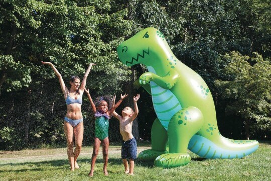 Dino Day At The Pool