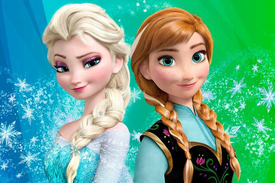 Frozen Interactive Movie