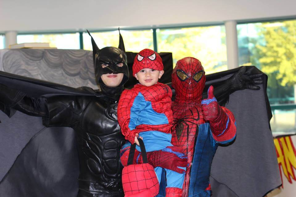 Trick Or Treat Parade