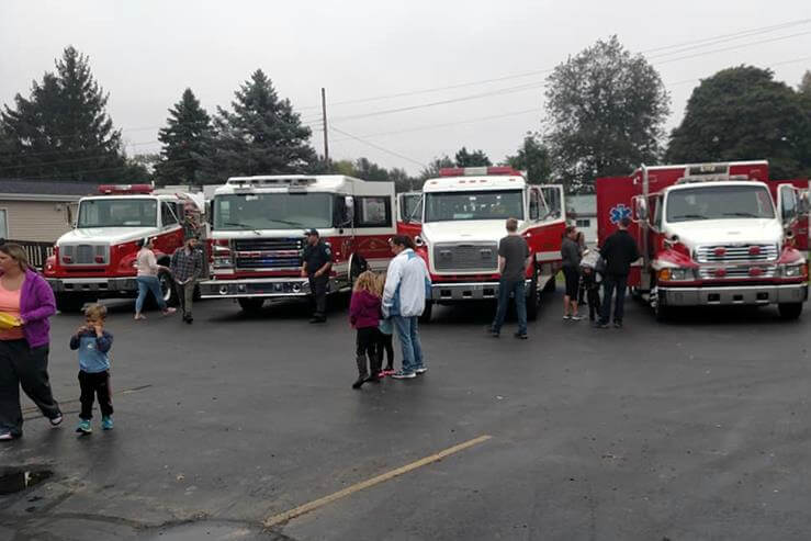Fraser Fire Fighter Open House & Family Fall Fest At Steffens Park