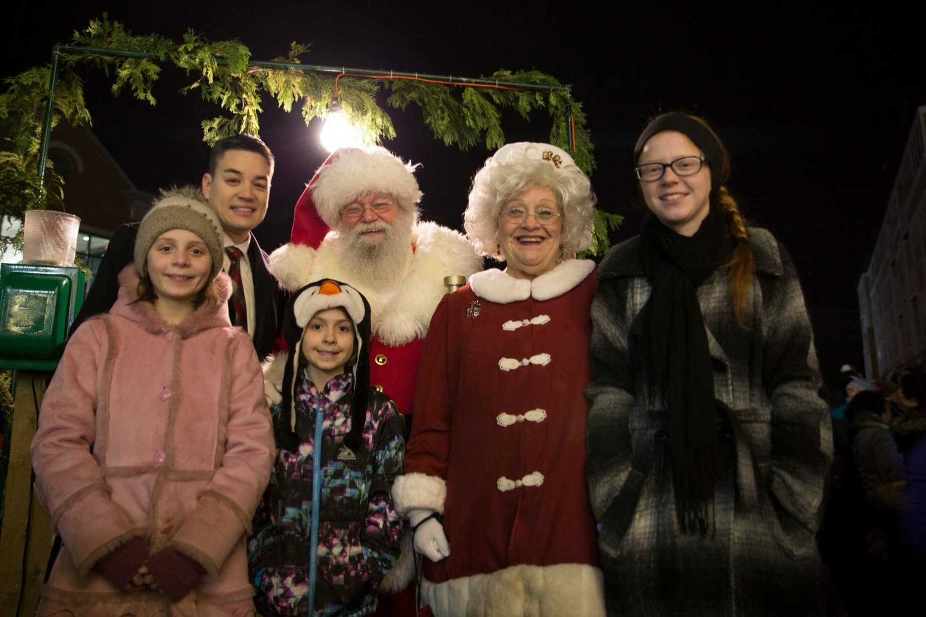 25th Annual Tree Lighting Ceremony