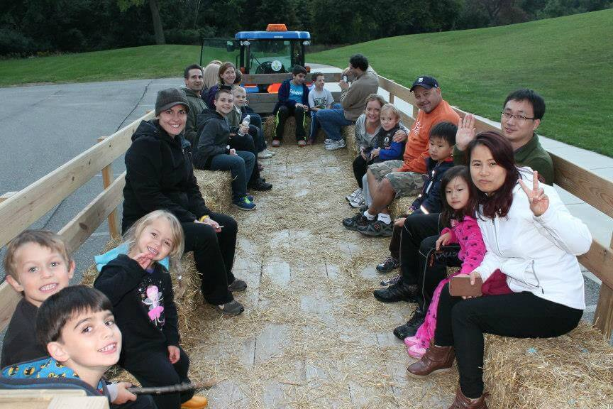 Hayrides With A Naturalist