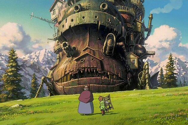 Tea-Time Theatre: Howl's Moving Castle