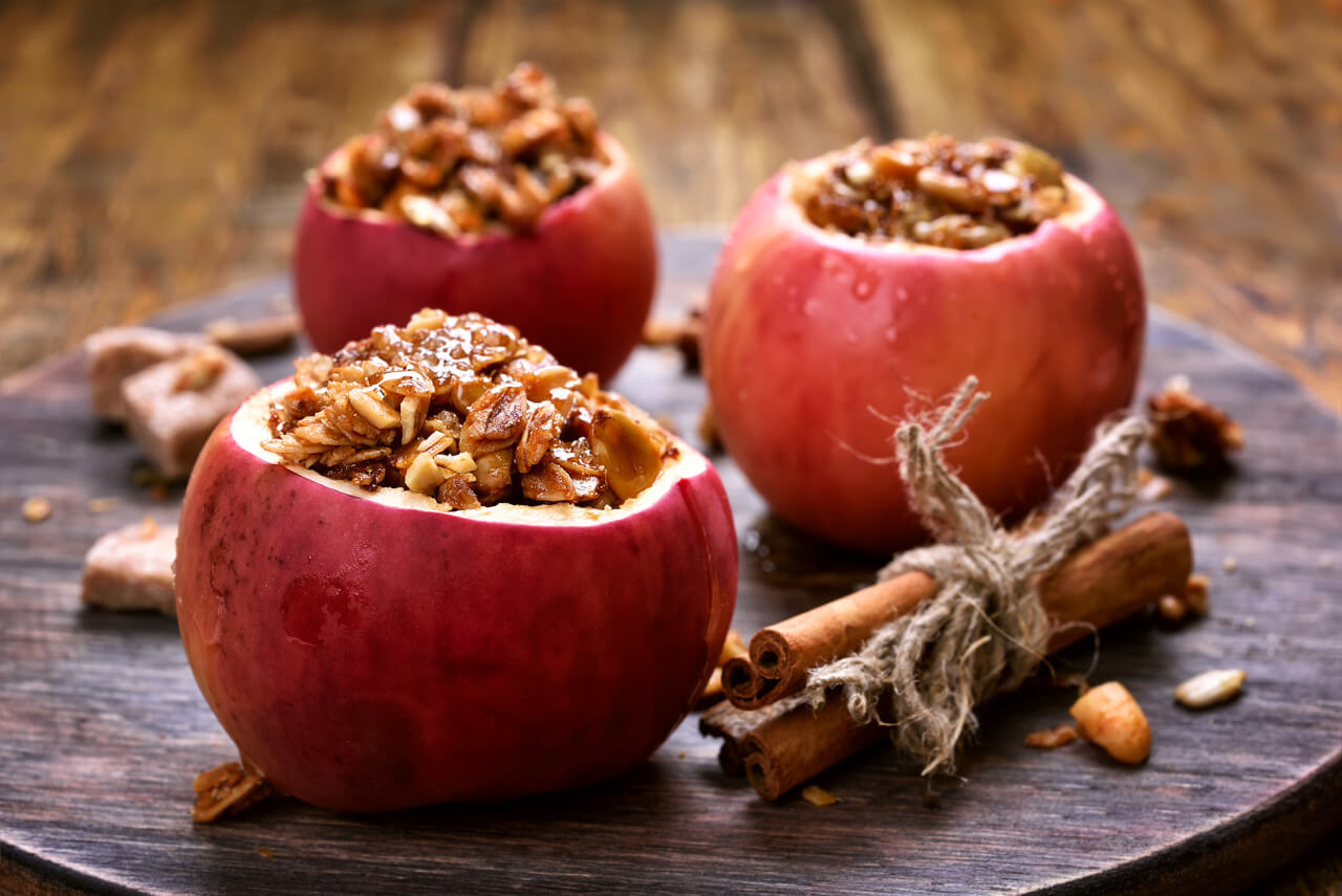 No Bake Easy Apple Recipes For Fall