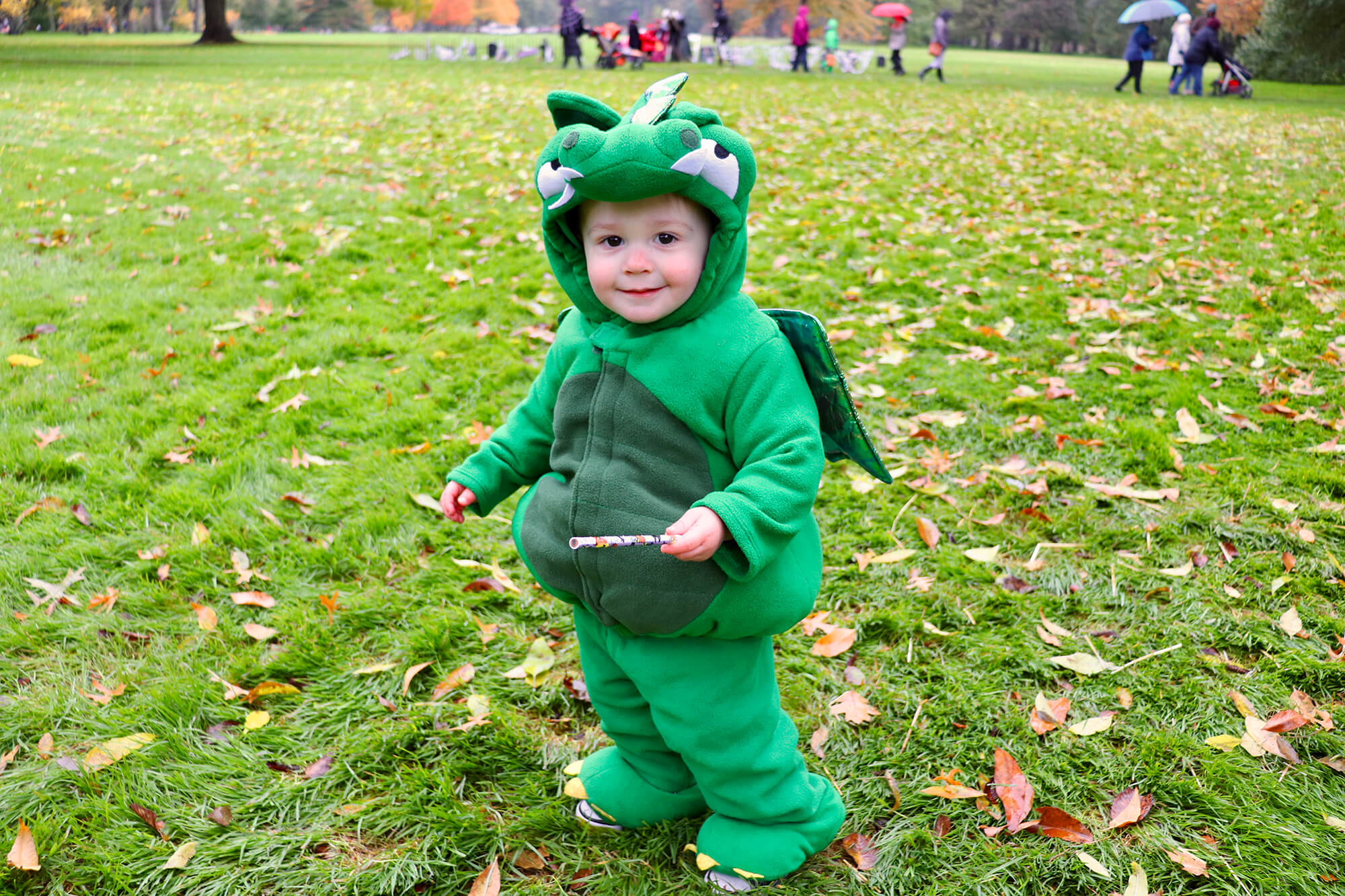 Little Goblins' Night Out at Ford House