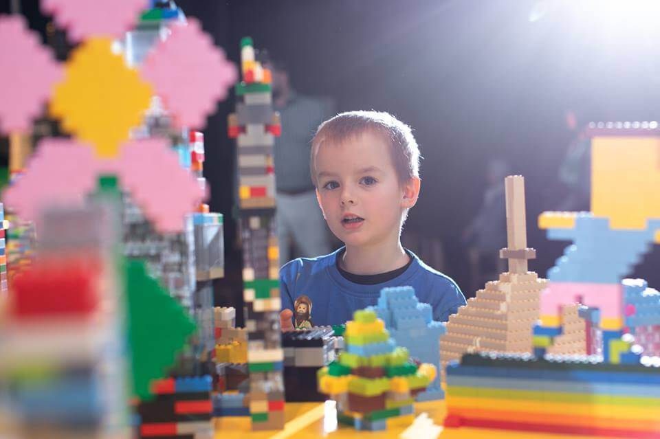 5 Places To Take LEGO® Loving Kids In Metro Detroit
