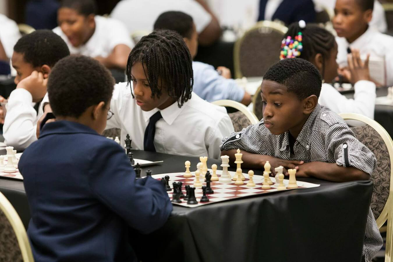Detroit City Chess Club Open Play