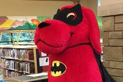 Clifford's Halloween Party And Parade