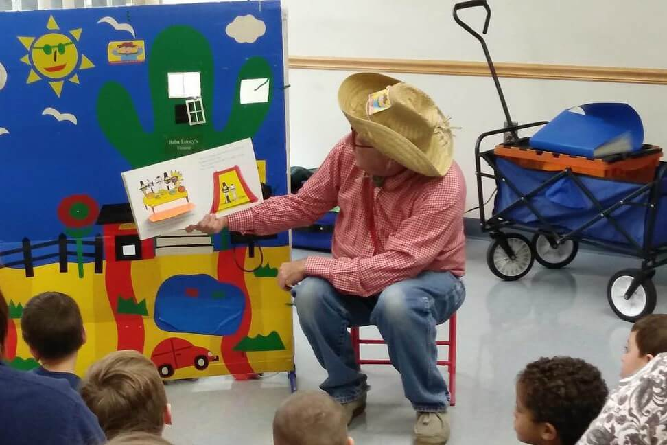 Terrific Trophy Storytime And Crafts With Cowboy Alex