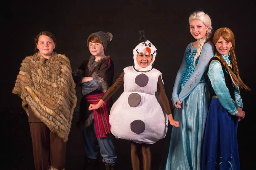 Dearborn Youth Theatre Presents Frozen, Jr. (Rehearsals Begin)