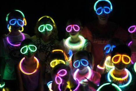 Heritage Festival Family Glow Run