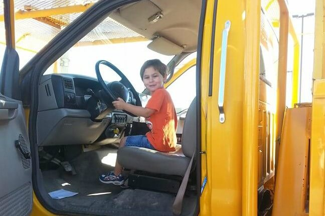 Southgate's 8th Annual Touch A Truck Event