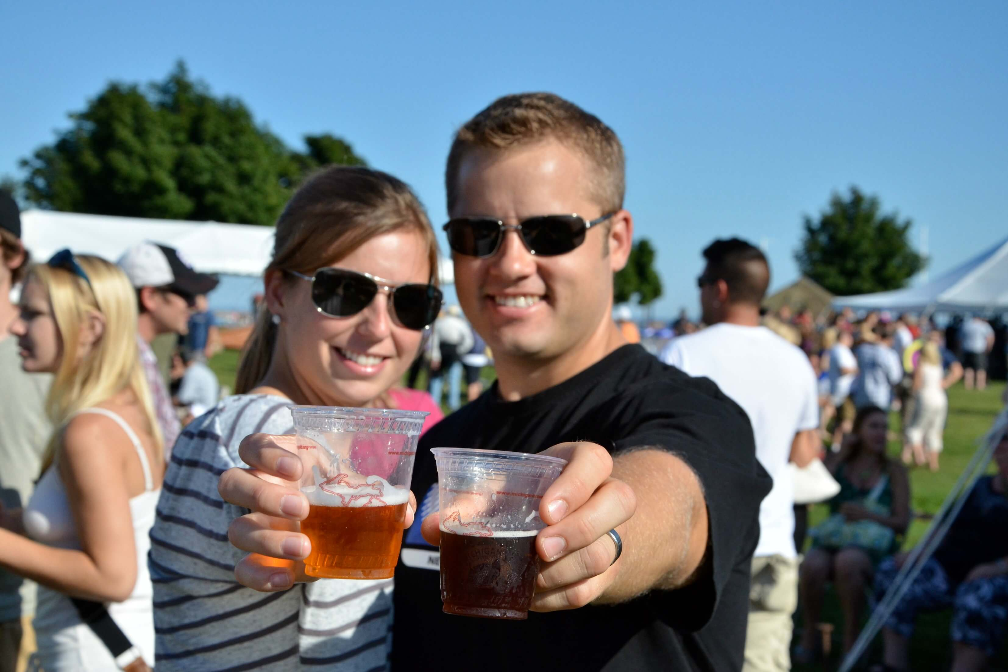 Date Night Giveaway: Detroit Fall Beer Festival