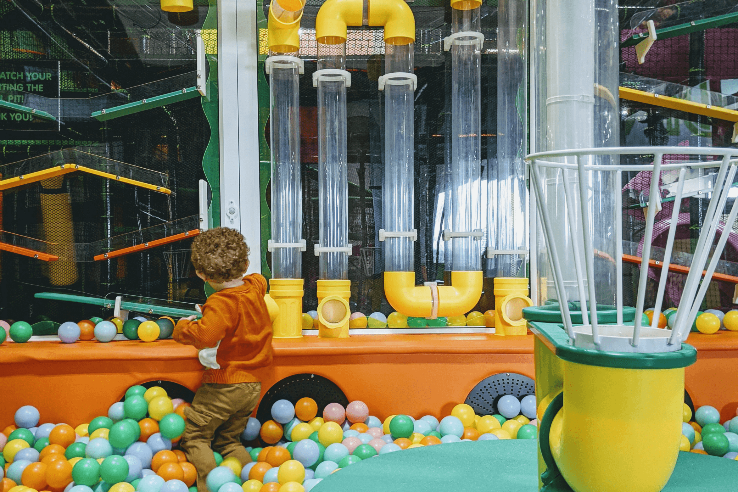 Top Indoor Play Cafes for Kids in Metro Detroit