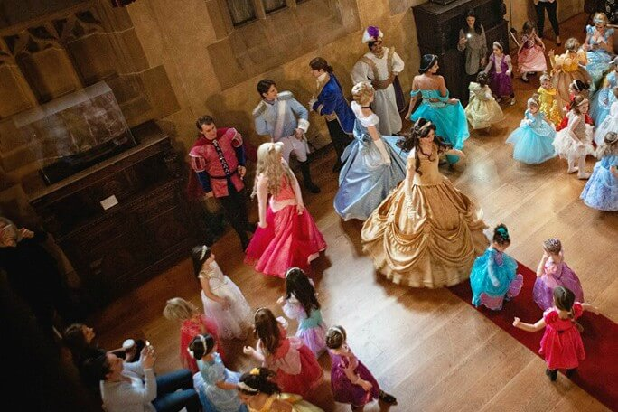 Fairytale Christmas Ball