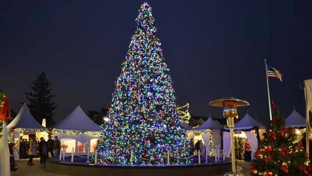 FARMINGTON ANNUAL HOLIDAY TREE LIGHTING
