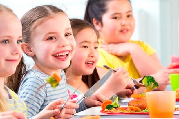 Dining Etiquette Class For Ages 6-10