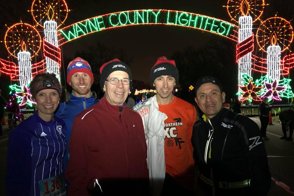 Lightfest 8k Run/Walk