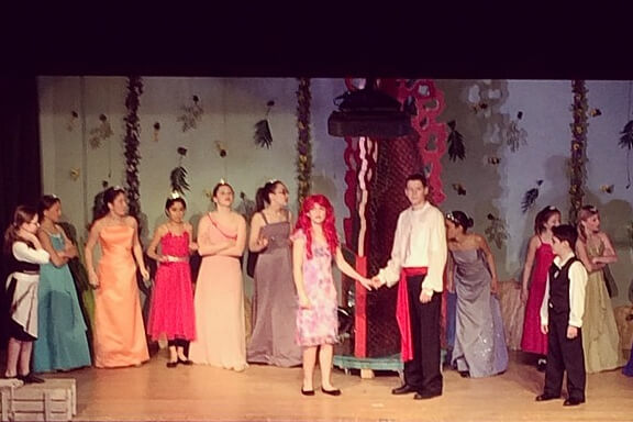 Little Mermaid Jr. Youth Theatre