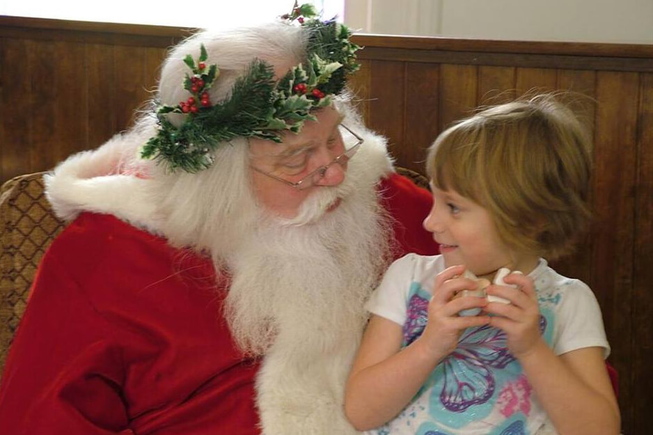 Cocoa & Crafts With Santa