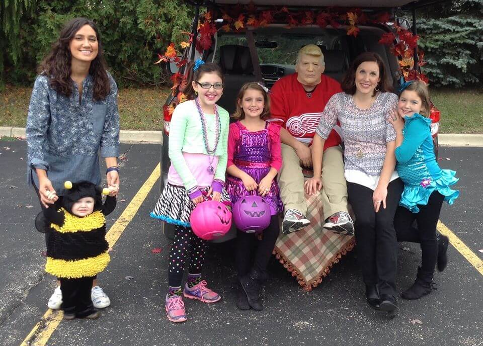 Trunk Or Treat – St. Matthew Walled Lake