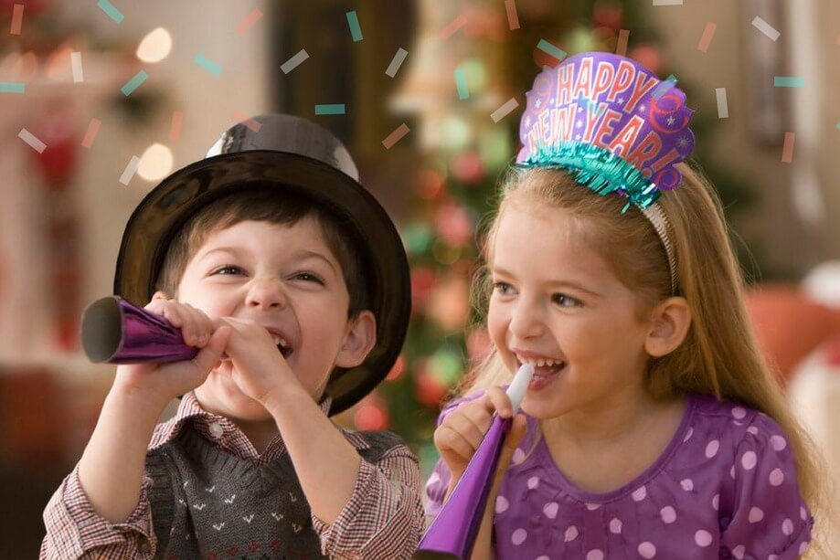 Children's New Year