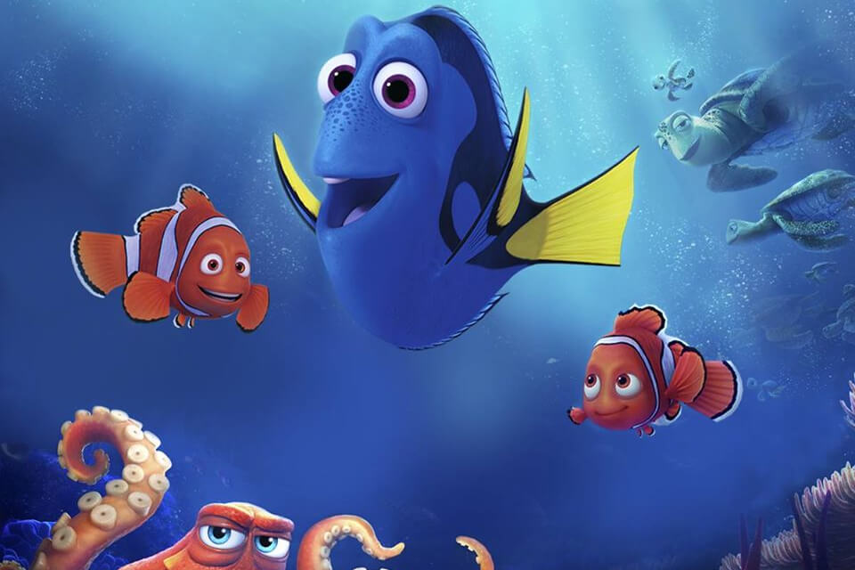 Dive-In Movie: Finding Dory
