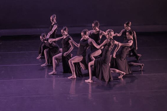 December Dance Concert At The Music Hall