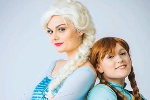 Frozen Sisters Sunday Meet-and-Greet