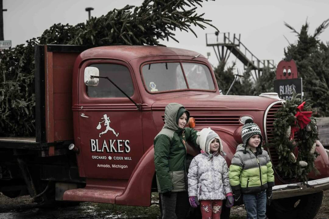 Blake Farms Is The Perfect Place To Spend Time With Family During The Holiday